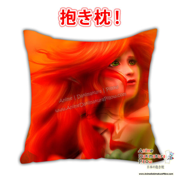 New Wisdom Heart Anime Dakimakura Japanese Square Pillow Cover Custom Designer  DestinySword ADC418 - Anime Dakimakura Pillow Shop | Fast, Free Shipping, Dakimakura Pillow & Cover shop, pillow For sale, Dakimakura Japan Store, Buy Custom Hugging Pillow Cover - 1