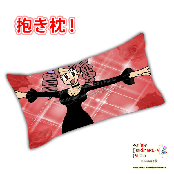 New Urara Anime Male Dakimakura Japanese Rectangle Pillow Cover Custom Designer Laprasking ADC573
