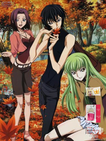 New Code Geass Japanese Anime Bed Blanket Cover or Duvet Cover Blanket 3 - Anime Dakimakura Pillow Shop | Fast, Free Shipping, Dakimakura Pillow & Cover shop, pillow For sale, Dakimakura Japan Store, Buy Custom Hugging Pillow Cover - 1