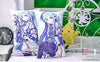 New Hatsune Miku -Vocaloid Anime Dakimakura 45 x 75cm Rectangle Pillow Cover GZFONG484 - Anime Dakimakura Pillow Shop | Fast, Free Shipping, Dakimakura Pillow & Cover shop, pillow For sale, Dakimakura Japan Store, Buy Custom Hugging Pillow Cover - 4