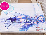 New Asuna - Sword Art Online Japanese Anime Bed Blanket or Duvet Cover with Pillow Covers Blanket 15 - Anime Dakimakura Pillow Shop | Fast, Free Shipping, Dakimakura Pillow & Cover shop, pillow For sale, Dakimakura Japan Store, Buy Custom Hugging Pillow Cover - 5