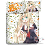 New Yuudachi Poi - Kantai Collection Japanese Anime Bed Blanket or Duvet Cover with Pillow Covers ADP-CP150009 - Anime Dakimakura Pillow Shop | Fast, Free Shipping, Dakimakura Pillow & Cover shop, pillow For sale, Dakimakura Japan Store, Buy Custom Hugging Pillow Cover - 5