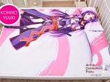 New Konno Yuuki - Sword Art Online Japanese Anime Bed Blanket or Duvet Cover with Pillow Covers Blanket 16 - Anime Dakimakura Pillow Shop | Fast, Free Shipping, Dakimakura Pillow & Cover shop, pillow For sale, Dakimakura Japan Store, Buy Custom Hugging Pillow Cover - 3