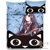 New Yukino Yukinoshita - My Teen Romantic Comedy SNAFU Japanese Anime Bed Blanket or Duvet Cover with Pillow Covers ADP-CP150014 - Anime Dakimakura Pillow Shop | Fast, Free Shipping, Dakimakura Pillow & Cover shop, pillow For sale, Dakimakura Japan Store, Buy Custom Hugging Pillow Cover - 5