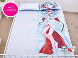 New Hatsune Miku Snow - Vocaloid Japanese Anime Bed Blanket or Duvet Cover with Pillow Covers Blanket 5 - Anime Dakimakura Pillow Shop | Fast, Free Shipping, Dakimakura Pillow & Cover shop, pillow For sale, Dakimakura Japan Store, Buy Custom Hugging Pillow Cover - 3