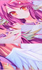 New Jibril - No Game No Life Japanese Anime Bed Blanket or Duvet Cover with Pillow Covers Blanket 2 - Anime Dakimakura Pillow Shop | Fast, Free Shipping, Dakimakura Pillow & Cover shop, pillow For sale, Dakimakura Japan Store, Buy Custom Hugging Pillow Cover - 4