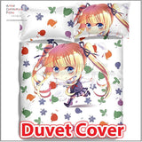 New Eriri Spencer Sawamura - SaeKano Japanese Anime Bed Blanket or Duvet Cover with Pillow Covers ADP-CP150019 - Anime Dakimakura Pillow Shop | Fast, Free Shipping, Dakimakura Pillow & Cover shop, pillow For sale, Dakimakura Japan Store, Buy Custom Hugging Pillow Cover - 3