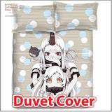 New Kantai Collection Japanese Anime Bed Blanket or Duvet Cover with Pillow Covers ADP-CP150008 - Anime Dakimakura Pillow Shop | Fast, Free Shipping, Dakimakura Pillow & Cover shop, pillow For sale, Dakimakura Japan Store, Buy Custom Hugging Pillow Cover - 3