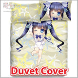 New Hestia - DanMachi Japanese Anime Bed Blanket or Duvet Cover with Pillow Covers ADP-CP150003 - Anime Dakimakura Pillow Shop | Fast, Free Shipping, Dakimakura Pillow & Cover shop, pillow For sale, Dakimakura Japan Store, Buy Custom Hugging Pillow Cover - 3