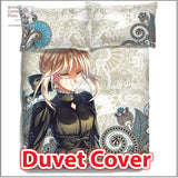 New Saber - Fate Stay Night Japanese Anime Bed Blanket or Duvet Cover with Pillow Covers ADP-CP150007 - Anime Dakimakura Pillow Shop | Fast, Free Shipping, Dakimakura Pillow & Cover shop, pillow For sale, Dakimakura Japan Store, Buy Custom Hugging Pillow Cover - 3