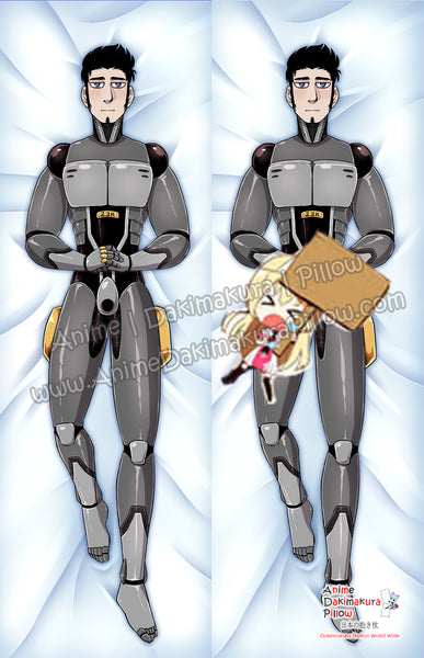 New PCU.Z3K Anime Dakimakura Japanese Pillow Custom Designer Arleedraw ADC760