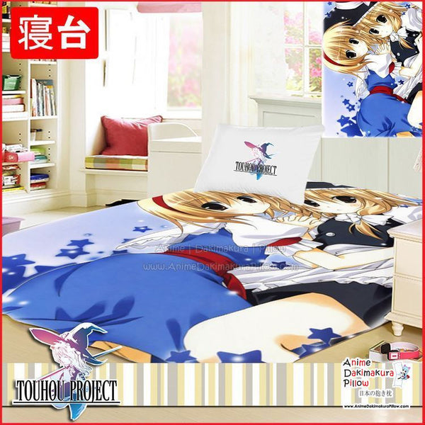 New Touhou Project Japanese Anime Bed Blanket or Duvet Cover GZFONG401 - Anime Dakimakura Pillow Shop | Fast, Free Shipping, Dakimakura Pillow & Cover shop, pillow For sale, Dakimakura Japan Store, Buy Custom Hugging Pillow Cover - 1
