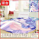 New Chino Kafuu - Is The Order Rabbit Japanese Anime Bed Blanket or Duvet Cover GZFONG404 - Anime Dakimakura Pillow Shop | Fast, Free Shipping, Dakimakura Pillow & Cover shop, pillow For sale, Dakimakura Japan Store, Buy Custom Hugging Pillow Cover - 1
