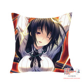 New Akeno Himejima High School DxD Top Selling Anime Dakimakura Square Pillow Cover Custom Designer  大智 Akeno ADC166 - Anime Dakimakura Pillow Shop | Fast, Free Shipping, Dakimakura Pillow & Cover shop, pillow For sale, Dakimakura Japan Store, Buy Custom Hugging Pillow Cover - 1