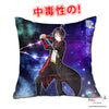 New Kashuu Kiyomitsu - Touken Ranbu 40x40cm Square Anime Dakimakura Throw Pillow Cover GZFONG418 - Anime Dakimakura Pillow Shop | Fast, Free Shipping, Dakimakura Pillow & Cover shop, pillow For sale, Dakimakura Japan Store, Buy Custom Hugging Pillow Cover - 1