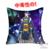 New Mikazuki Munechika - Touken Ranbu 40x40cm Square Anime Dakimakura Throw Pillow Cover GZFONG428 - Anime Dakimakura Pillow Shop | Fast, Free Shipping, Dakimakura Pillow & Cover shop, pillow For sale, Dakimakura Japan Store, Buy Custom Hugging Pillow Cover - 1