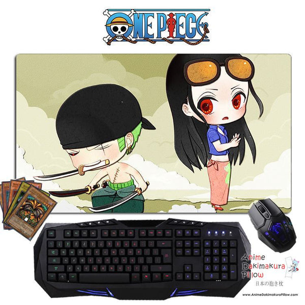 New One Piece Anime Gaming Mouse Pad Deluxe Multipurpose Playmat GZFONG-P42 - Anime Dakimakura Pillow Shop | Fast, Free Shipping, Dakimakura Pillow & Cover shop, pillow For sale, Dakimakura Japan Store, Buy Custom Hugging Pillow Cover - 1