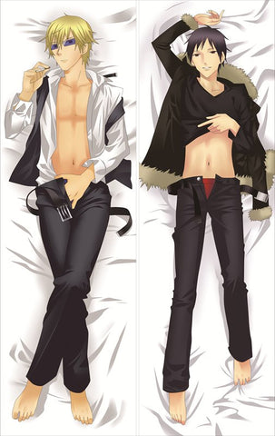 New Durarara!! Anime Dakimakura Japanese Pillow Cover 21 - Anime Dakimakura Pillow Shop | Fast, Free Shipping, Dakimakura Pillow & Cover shop, pillow For sale, Dakimakura Japan Store, Buy Custom Hugging Pillow Cover - 1
