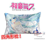 New Hatsune Miku - Vocaloid Anime Waifu Dakimakura Rectangle 40x70cm Pillow Cover GZFONG-43 - Anime Dakimakura Pillow Shop | Fast, Free Shipping, Dakimakura Pillow & Cover shop, pillow For sale, Dakimakura Japan Store, Buy Custom Hugging Pillow Cover - 1