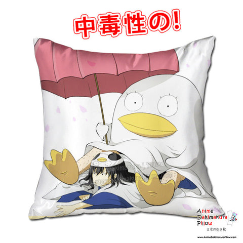 New Shimoseka SOX 40x40cm Square Anime Dakimakura Throw Pillow Cover GZFONG443 - Anime Dakimakura Pillow Shop | Fast, Free Shipping, Dakimakura Pillow & Cover shop, pillow For sale, Dakimakura Japan Store, Buy Custom Hugging Pillow Cover - 1