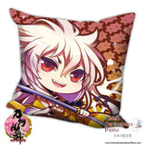 New Kogitsunemaru - Touken Ranbu Anime Dakimakura Square Pillow Cover H044 - Anime Dakimakura Pillow Shop | Fast, Free Shipping, Dakimakura Pillow & Cover shop, pillow For sale, Dakimakura Japan Store, Buy Custom Hugging Pillow Cover - 1