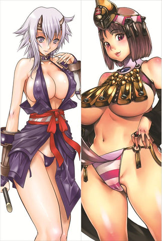 New Queen's Blade Anime Dakimakura Japanese Pillow Cover QB4 - Anime Dakimakura Pillow Shop | Fast, Free Shipping, Dakimakura Pillow & Cover shop, pillow For sale, Dakimakura Japan Store, Buy Custom Hugging Pillow Cover - 1