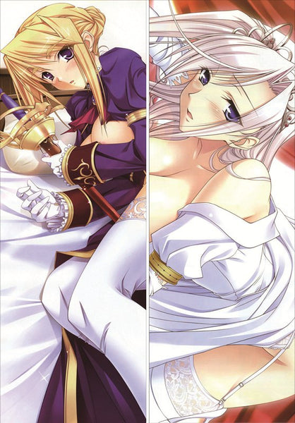 New Princess Lover Anime Dakimakura Japanese Pillow Cover PL5 - Anime Dakimakura Pillow Shop | Fast, Free Shipping, Dakimakura Pillow & Cover shop, pillow For sale, Dakimakura Japan Store, Buy Custom Hugging Pillow Cover - 1