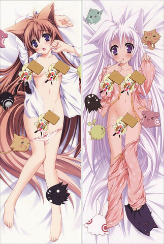 New TAYUTAMA -Kiss on my Deity Anime Dakimakura Japanese Pillow Cover TKD1 - Anime Dakimakura Pillow Shop | Fast, Free Shipping, Dakimakura Pillow & Cover shop, pillow For sale, Dakimakura Japan Store, Buy Custom Hugging Pillow Cover - 1