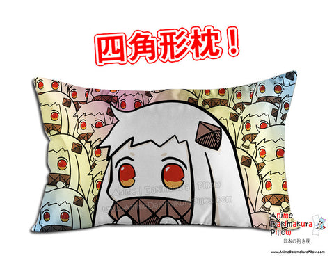 New Kantai Collection Anime Dakimakura 45 x 75cm Rectangle Pillow Cover GZFONG459 - Anime Dakimakura Pillow Shop | Fast, Free Shipping, Dakimakura Pillow & Cover shop, pillow For sale, Dakimakura Japan Store, Buy Custom Hugging Pillow Cover - 1
