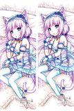 New Nekopara Vanilla Anime Dakimakura Japanese Pillow Cover Custom Designer Seira Hirano ADC53 - Anime Dakimakura Pillow Shop | Fast, Free Shipping, Dakimakura Pillow & Cover shop, pillow For sale, Dakimakura Japan Store, Buy Custom Hugging Pillow Cover - 1