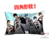 New Kuroko no Basket Anime Dakimakura 45 x 75cm Rectangle Pillow Cover GZFONG460 - Anime Dakimakura Pillow Shop | Fast, Free Shipping, Dakimakura Pillow & Cover shop, pillow For sale, Dakimakura Japan Store, Buy Custom Hugging Pillow Cover - 1