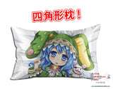 New Yoshino - Date a Live Anime Dakimakura 45 x 75cm Rectangle Pillow Cover GZFONG464 - Anime Dakimakura Pillow Shop | Fast, Free Shipping, Dakimakura Pillow & Cover shop, pillow For sale, Dakimakura Japan Store, Buy Custom Hugging Pillow Cover - 1