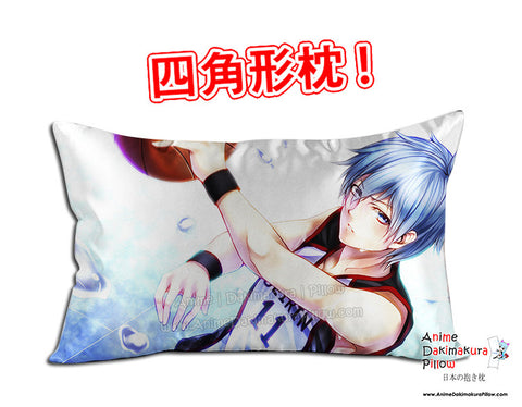 New Kuroko no Basket Anime Dakimakura 45 x 75cm Rectangle Pillow Cover GZFONG468 - Anime Dakimakura Pillow Shop | Fast, Free Shipping, Dakimakura Pillow & Cover shop, pillow For sale, Dakimakura Japan Store, Buy Custom Hugging Pillow Cover - 1
