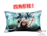 New Hatsune Miku -Vocaloid Anime Dakimakura 45 x 75cm Rectangle Pillow Cover GZFONG469 - Anime Dakimakura Pillow Shop | Fast, Free Shipping, Dakimakura Pillow & Cover shop, pillow For sale, Dakimakura Japan Store, Buy Custom Hugging Pillow Cover - 1