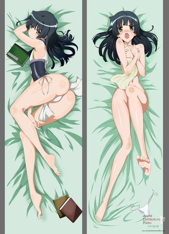 New  Horizon in the Middle of Nowhere Anime Dakimakura Japanese Pillow Cover ContestFiftyEight 22 - Anime Dakimakura Pillow Shop | Fast, Free Shipping, Dakimakura Pillow & Cover shop, pillow For sale, Dakimakura Japan Store, Buy Custom Hugging Pillow Cover - 1