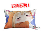 New Umaru Doma - Himouto Umaru Chan Anime Dakimakura 45 x 75cm Rectangle Pillow Cover GZFONG471 - Anime Dakimakura Pillow Shop | Fast, Free Shipping, Dakimakura Pillow & Cover shop, pillow For sale, Dakimakura Japan Store, Buy Custom Hugging Pillow Cover - 1