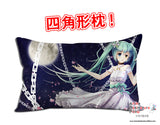New Hatsune Miku -Vocaloid Anime Dakimakura 45 x 75cm Rectangle Pillow Cover GZFONG472 - Anime Dakimakura Pillow Shop | Fast, Free Shipping, Dakimakura Pillow & Cover shop, pillow For sale, Dakimakura Japan Store, Buy Custom Hugging Pillow Cover - 1