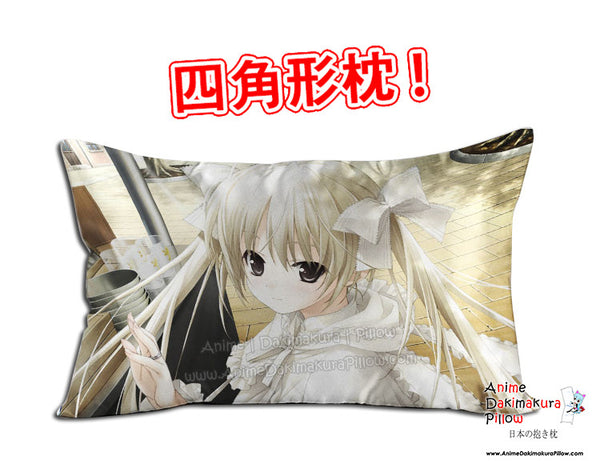 New Sora Kasugano - Yosuga no Sora Anime Dakimakura 45 x 75cm Rectangle Pillow Cover GZFONG473