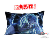 New Hatsune Miku -Vocaloid Anime Dakimakura 45 x 75cm Rectangle Pillow Cover GZFONG478 - Anime Dakimakura Pillow Shop | Fast, Free Shipping, Dakimakura Pillow & Cover shop, pillow For sale, Dakimakura Japan Store, Buy Custom Hugging Pillow Cover - 1