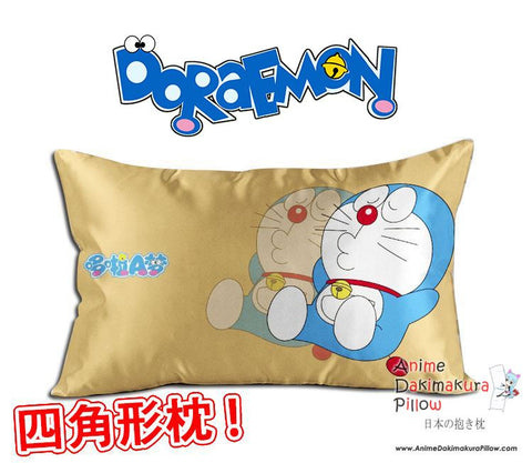 New Doraemon Anime Waifu Dakimakura Rectangle 40x70cm Pillow Cover GZFONG-47 - Anime Dakimakura Pillow Shop | Fast, Free Shipping, Dakimakura Pillow & Cover shop, pillow For sale, Dakimakura Japan Store, Buy Custom Hugging Pillow Cover - 1