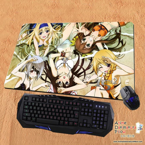 New Infinite Stratos Anime Gaming Playmat Multipurpose Mousepad PM47 - Anime Dakimakura Pillow Shop | Fast, Free Shipping, Dakimakura Pillow & Cover shop, pillow For sale, Dakimakura Japan Store, Buy Custom Hugging Pillow Cover - 1