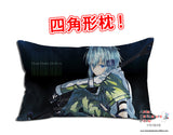New Sinon - Sword Art Online Anime Dakimakura 45 x 75cm Rectangle Pillow Cover GZFONG486 - Anime Dakimakura Pillow Shop | Fast, Free Shipping, Dakimakura Pillow & Cover shop, pillow For sale, Dakimakura Japan Store, Buy Custom Hugging Pillow Cover - 1