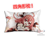 New Kotori Itsuka - Date a Live Anime Dakimakura 45 x 75cm Rectangle Pillow Cover GZFONG494 - Anime Dakimakura Pillow Shop | Fast, Free Shipping, Dakimakura Pillow & Cover shop, pillow For sale, Dakimakura Japan Store, Buy Custom Hugging Pillow Cover - 1