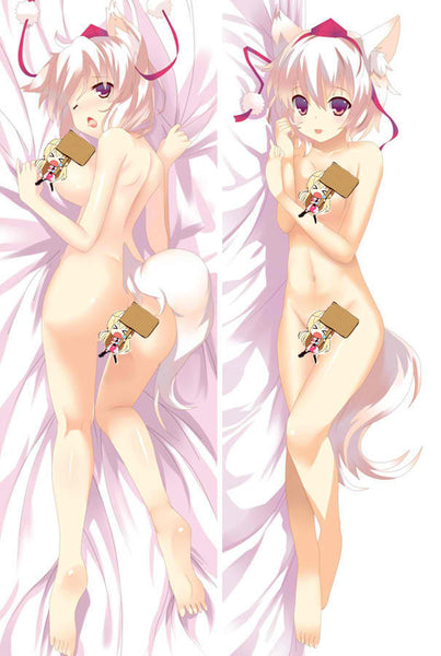 Touhou Project Anime Dakimakura Japanese Pillow Cover ADP6 - Anime Dakimakura Pillow Shop | Fast, Free Shipping, Dakimakura Pillow & Cover shop, pillow For sale, Dakimakura Japan Store, Buy Custom Hugging Pillow Cover - 1