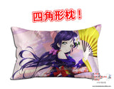 New Nozomi Tojo - Love Live Anime Dakimakura 45 x 75cm Rectangle Pillow Cover GZFONG499 - Anime Dakimakura Pillow Shop | Fast, Free Shipping, Dakimakura Pillow & Cover shop, pillow For sale, Dakimakura Japan Store, Buy Custom Hugging Pillow Cover - 1
