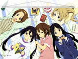 K-On Japanese Anime Wall Scroll Poster and Banner 49 - Anime Dakimakura Pillow Shop | Fast, Free Shipping, Dakimakura Pillow & Cover shop, pillow For sale, Dakimakura Japan Store, Buy Custom Hugging Pillow Cover - 1