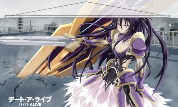 Date A Live Japanese Anime Wall Scroll Poster and Banner 4