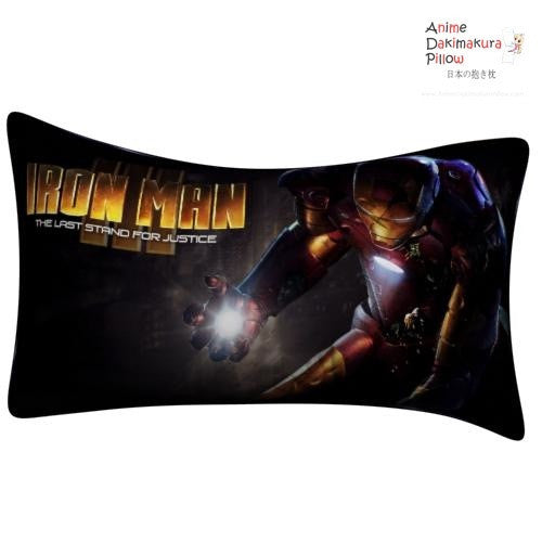 New Iron Man Throw Pillow cushion pillowcases cover4 - Anime Dakimakura Pillow Shop | Fast, Free Shipping, Dakimakura Pillow & Cover shop, pillow For sale, Dakimakura Japan Store, Buy Custom Hugging Pillow Cover - 1