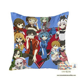 New Heat Haze Project Top Selling Anime Dakimakura Square Pillow Cover GZFONG50 - Anime Dakimakura Pillow Shop | Fast, Free Shipping, Dakimakura Pillow & Cover shop, pillow For sale, Dakimakura Japan Store, Buy Custom Hugging Pillow Cover - 1