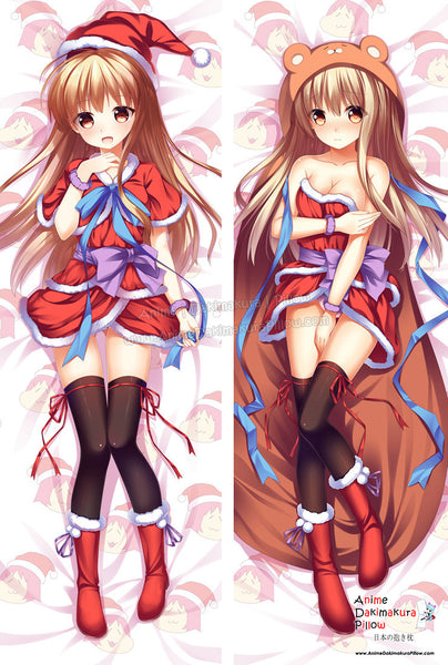 New Umaru Doma - Himouto Umaru Chan Anime Dakimakura Japanese Hugging Body Pillow Cover ADP-512011